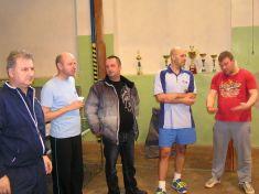 18. ročník turnaja v stolnom tenise o pohár starostu obce