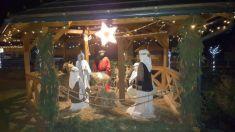 Vianočné trhy - vystúpenie zboru Chaledro