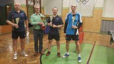 Jubilejný 20. ročník turnaja v stolnom tenise o pohár starostu obce Lemešany